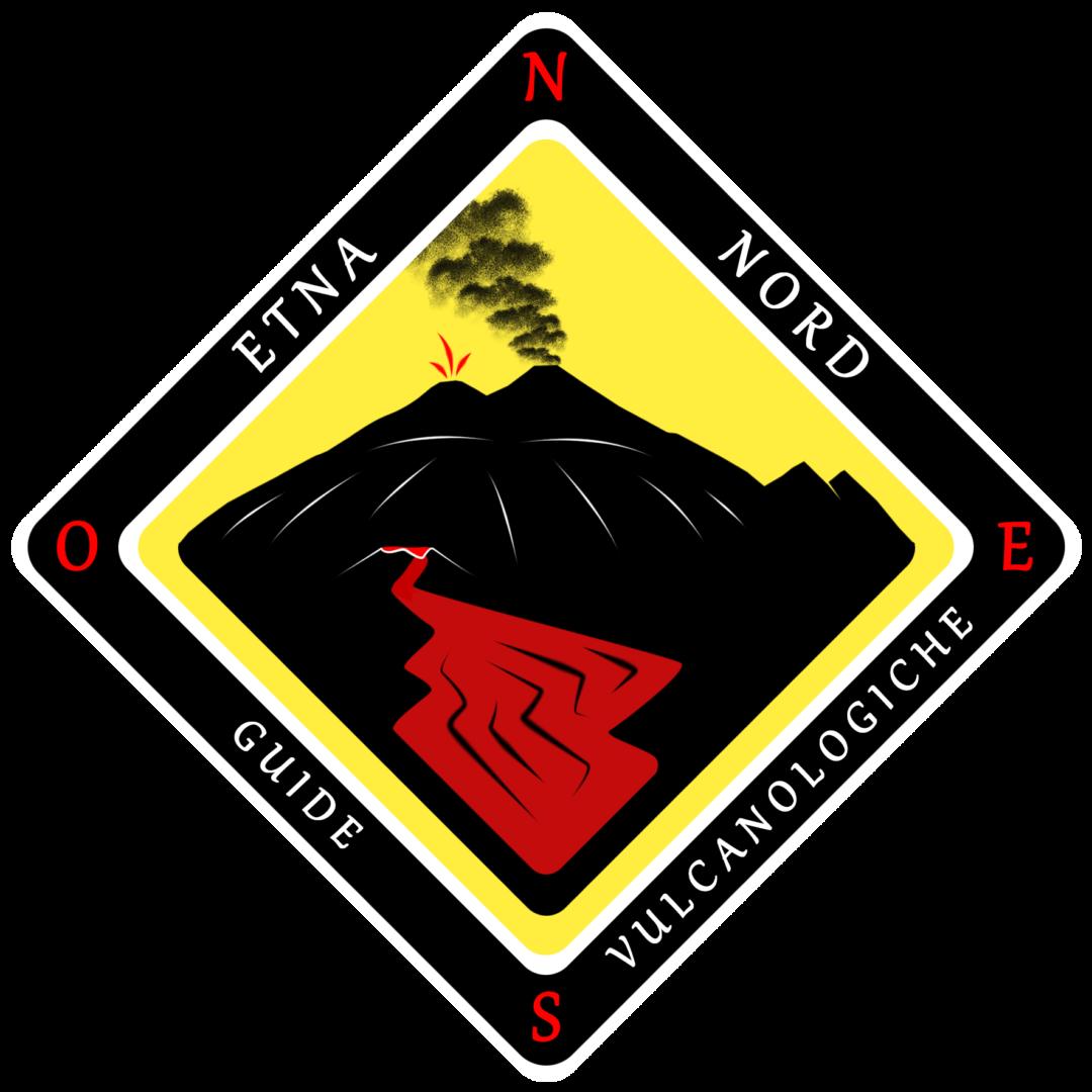 Guide vulcanologiche Etna Nord - Logo