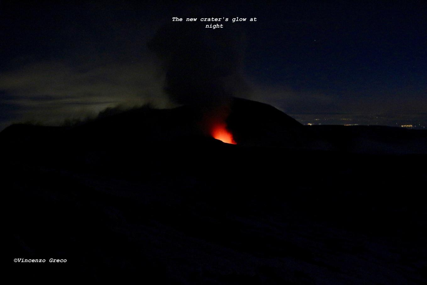 Guide Vulcanologiche Etna - Storia geologica dell'Etna