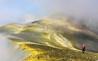 Vulcano Etna – Storia evolutiva