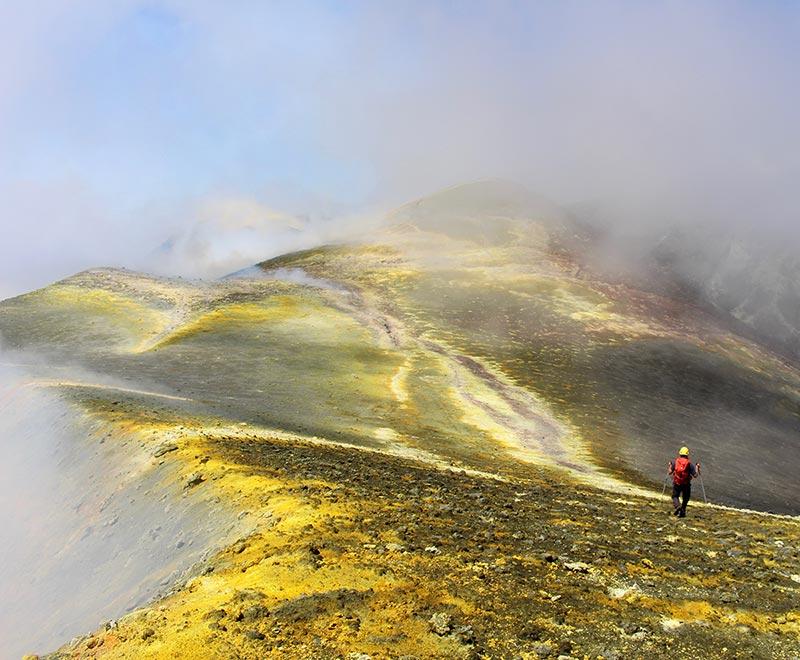 Etna Guide Vulcanologiche