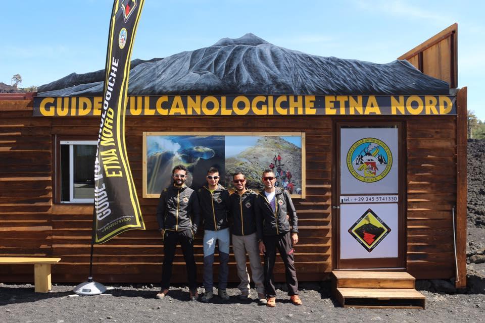 Guide Vulcanologiche Etna Nord