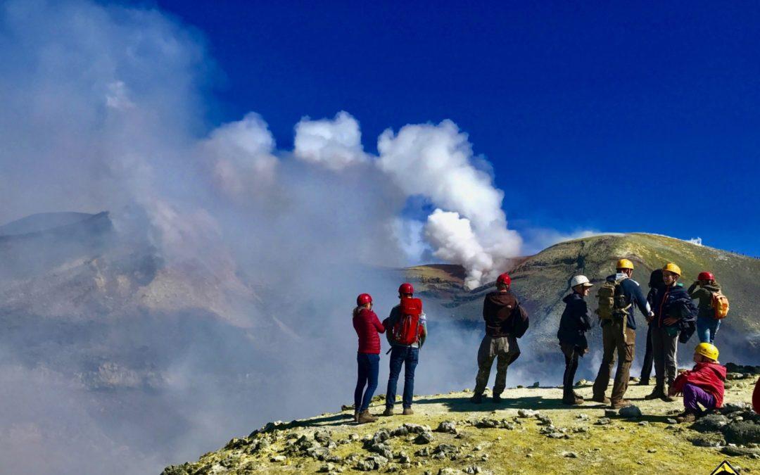 Trekking Crateri Sommitali Etna Sud
