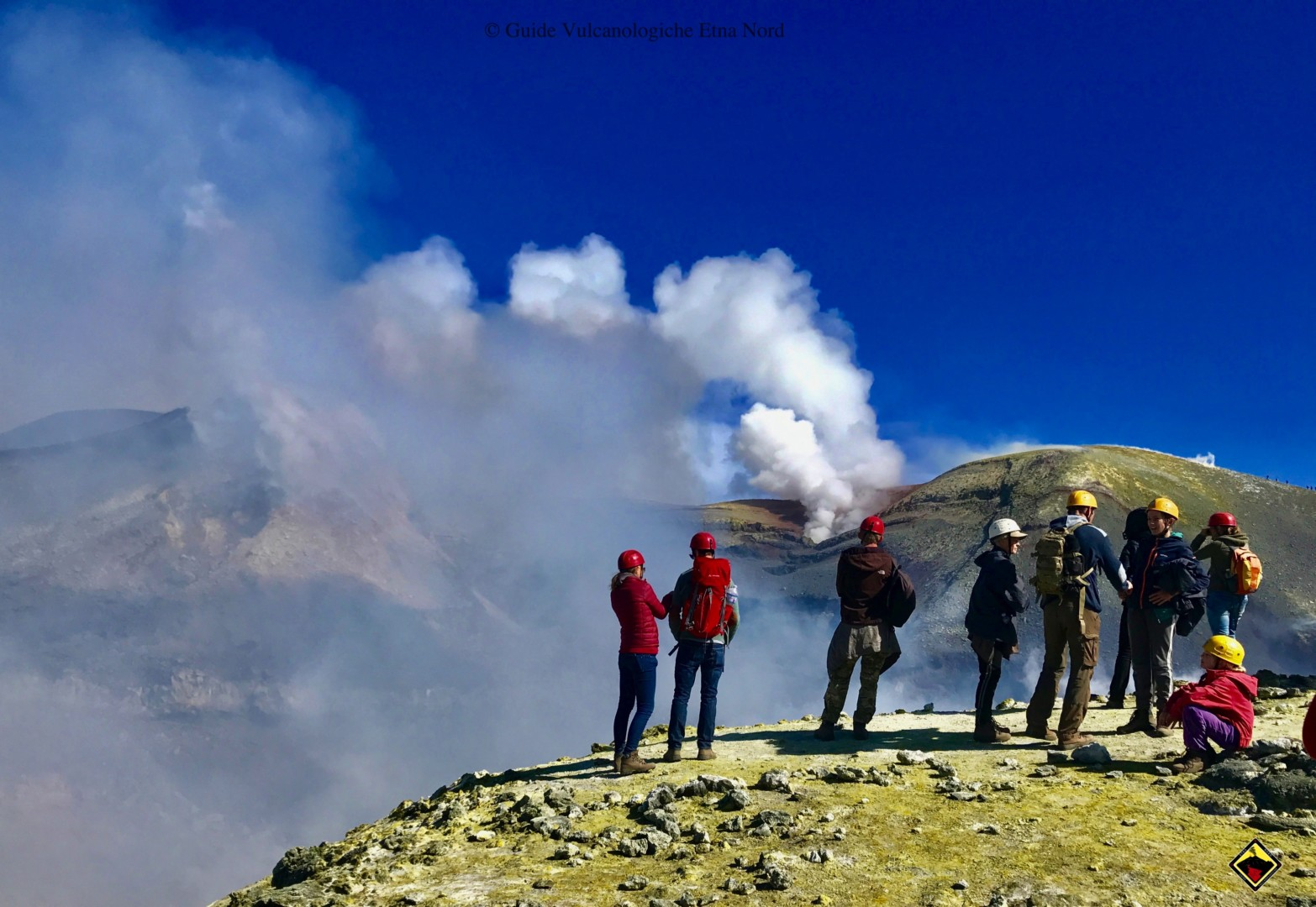 Excursion to the summit craters (Etna South)