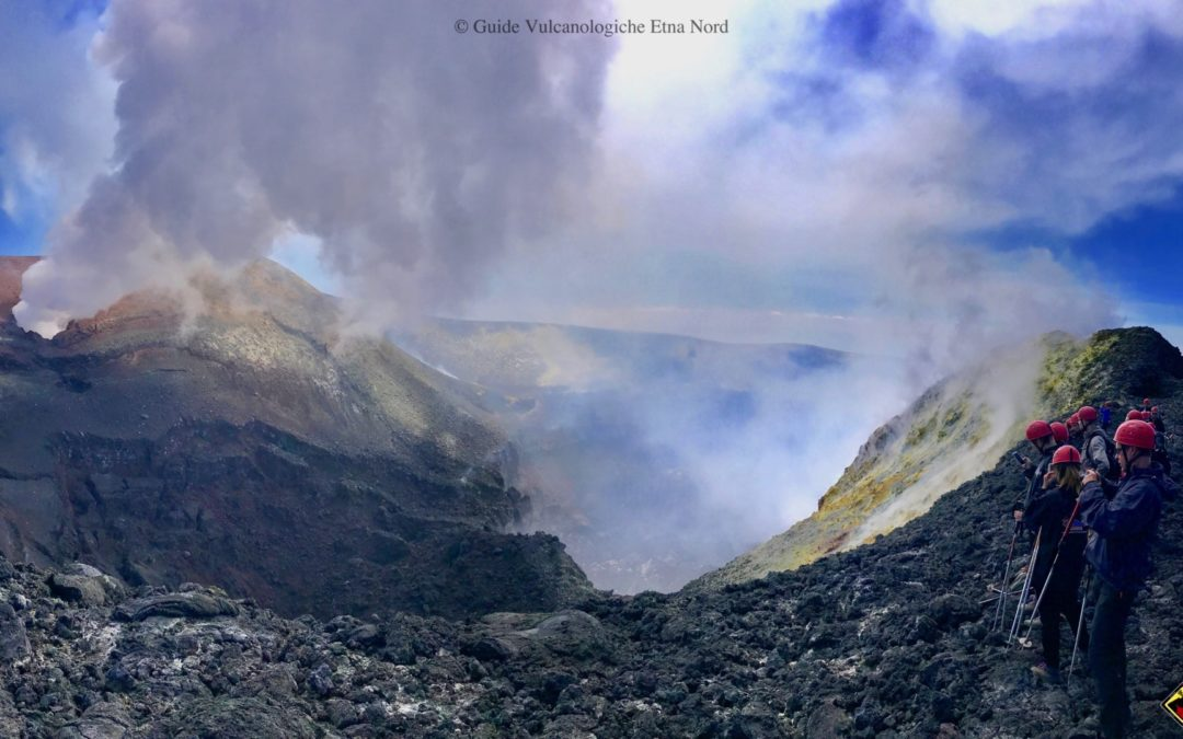 Etna Nord Summit Craters | 4×4 Jeeps Round-trip