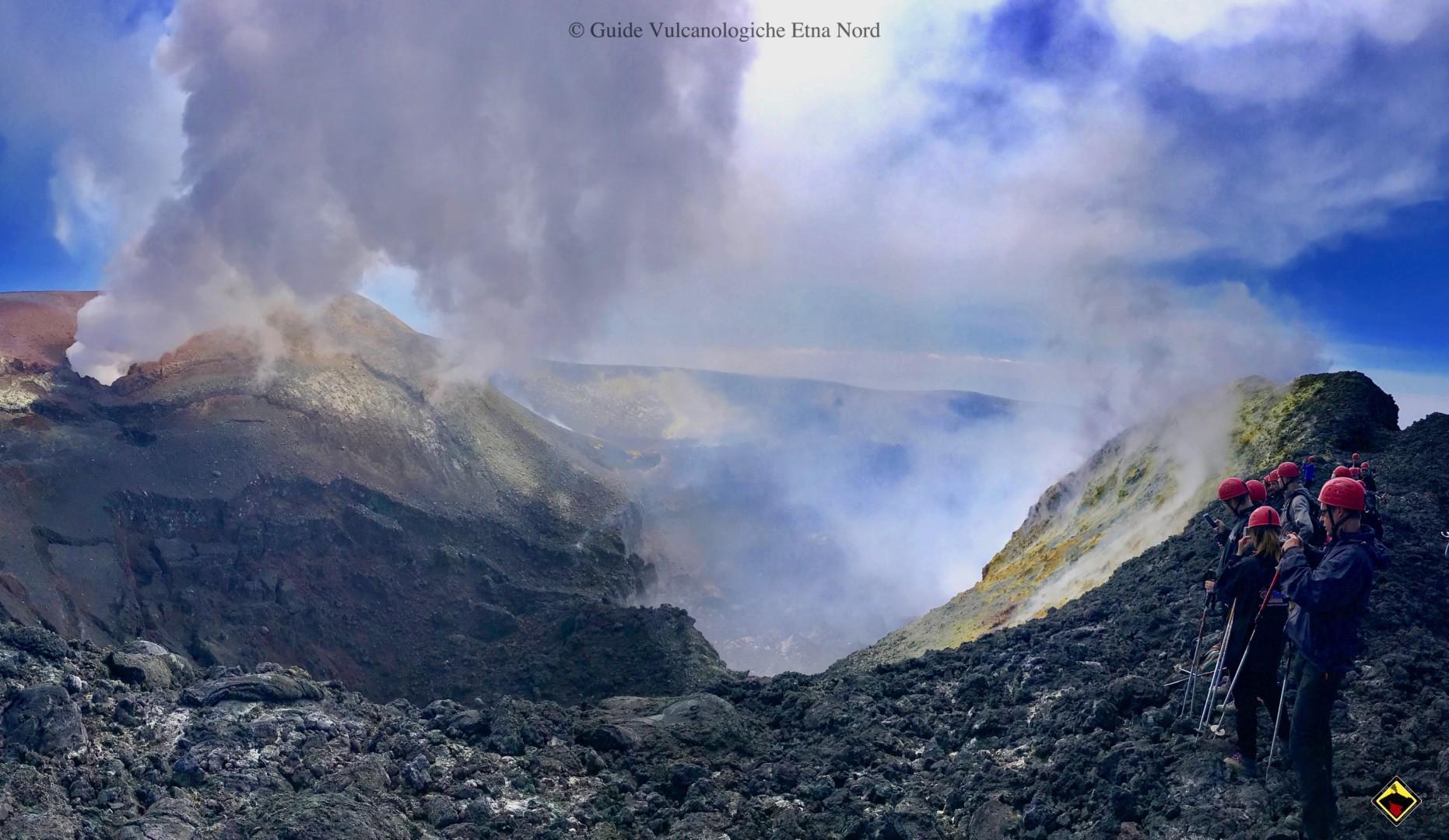 Escursione ai Crateri Sommitali Etna Nord   Jeep 4×4 andata e ritorno