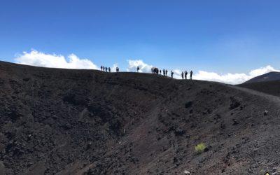 Il trekking più amato dai turisti è a Piano Provenzana