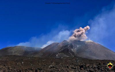 Aggiornamento – attività eruttiva dell'Etna settembre 2017