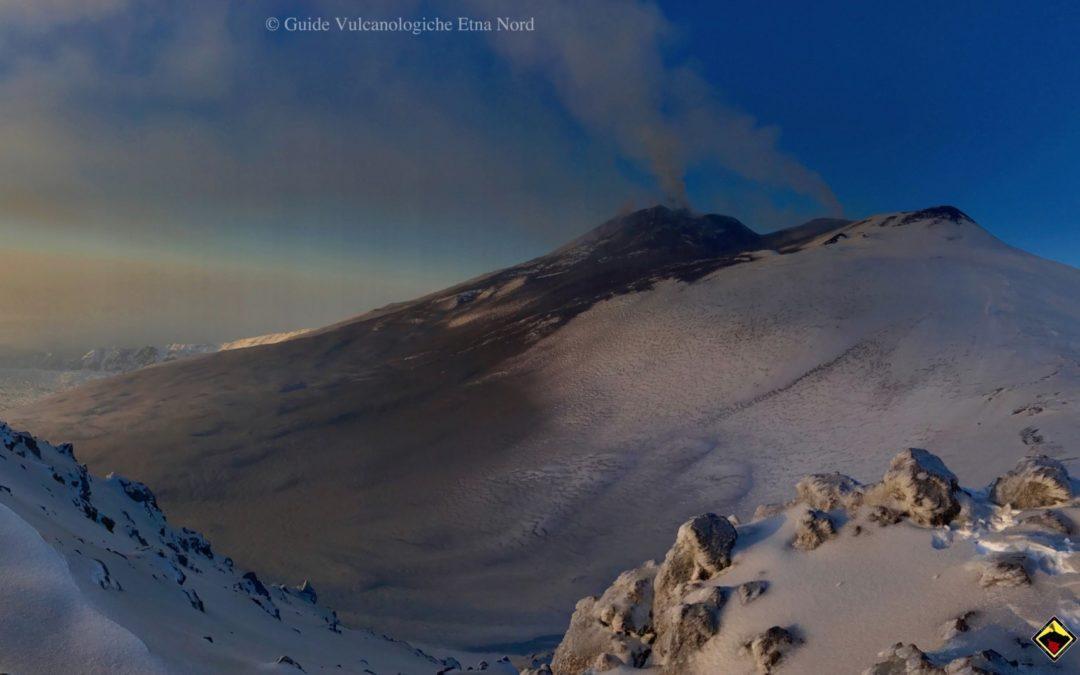 Belvedere di Pizzi Deneri quota 2800 e Bottoniera Crateri del 2002