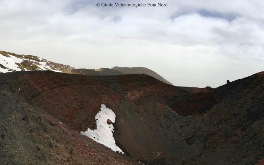 Crateri del 2002 jeep 4×4 + trekking