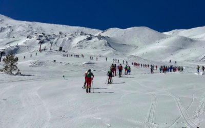 Etna regina dello sci alpinismo