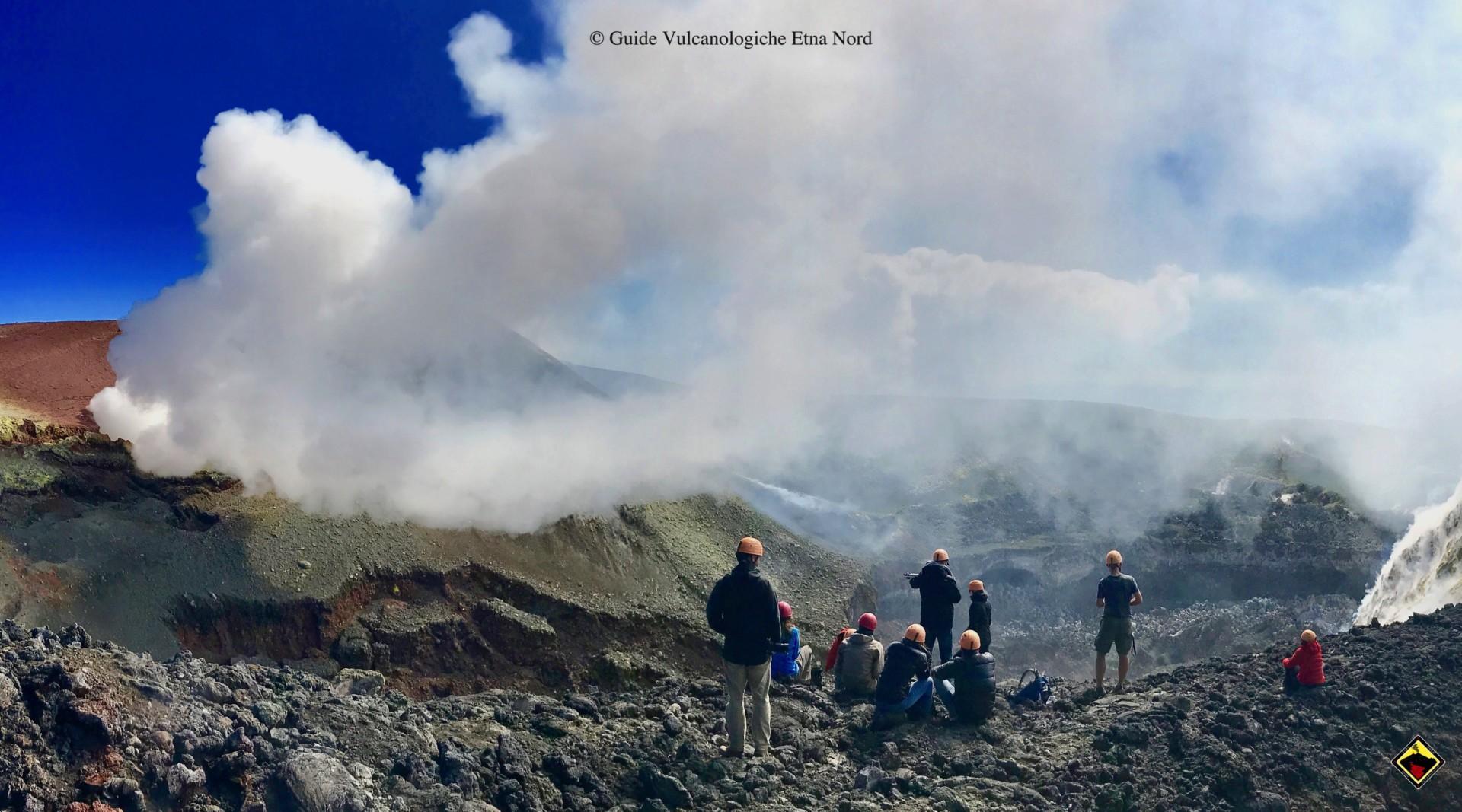 Escursione ai Crateri Sommitali Etna Nord   Jeep 4×4 (solo andata) + ritorno a piedi