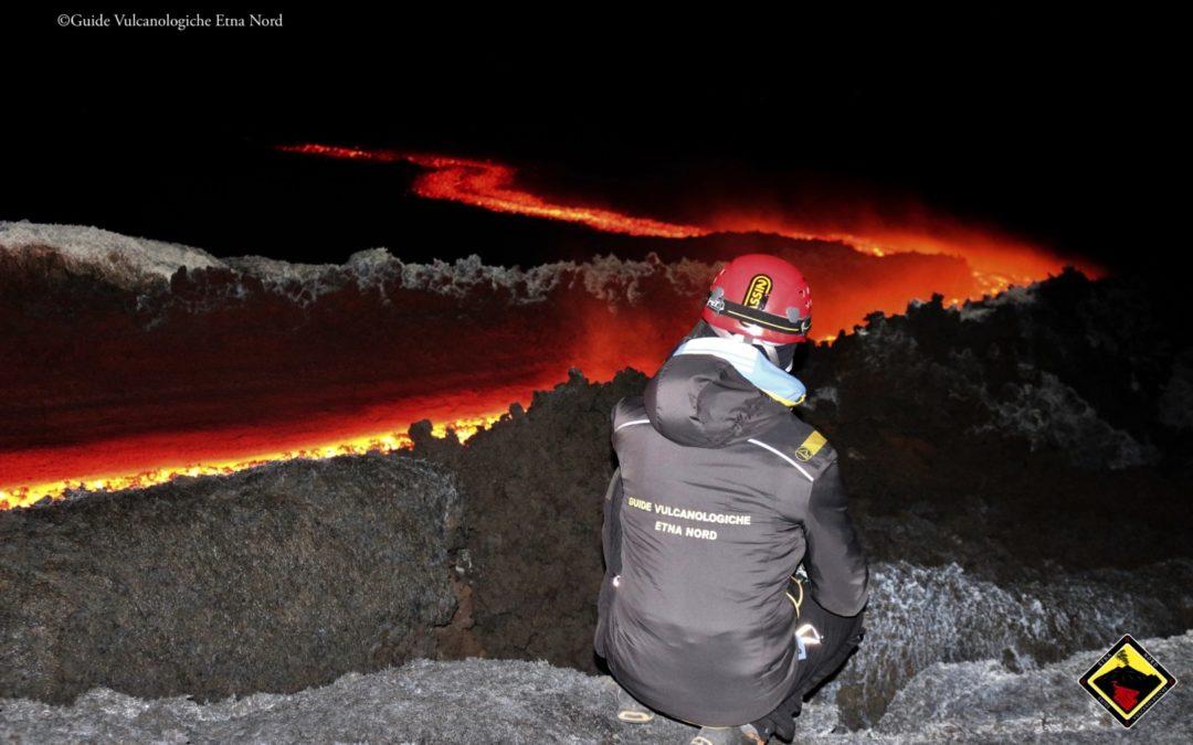 Etna's history