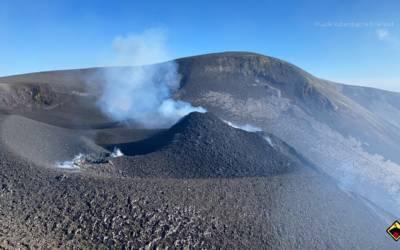 Aggiornamento attività eruttiva dell'Etna 11/12/2019