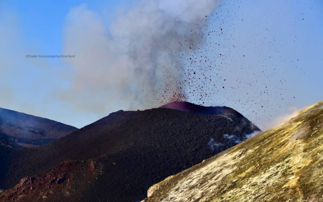 L'histoire de l'Etna