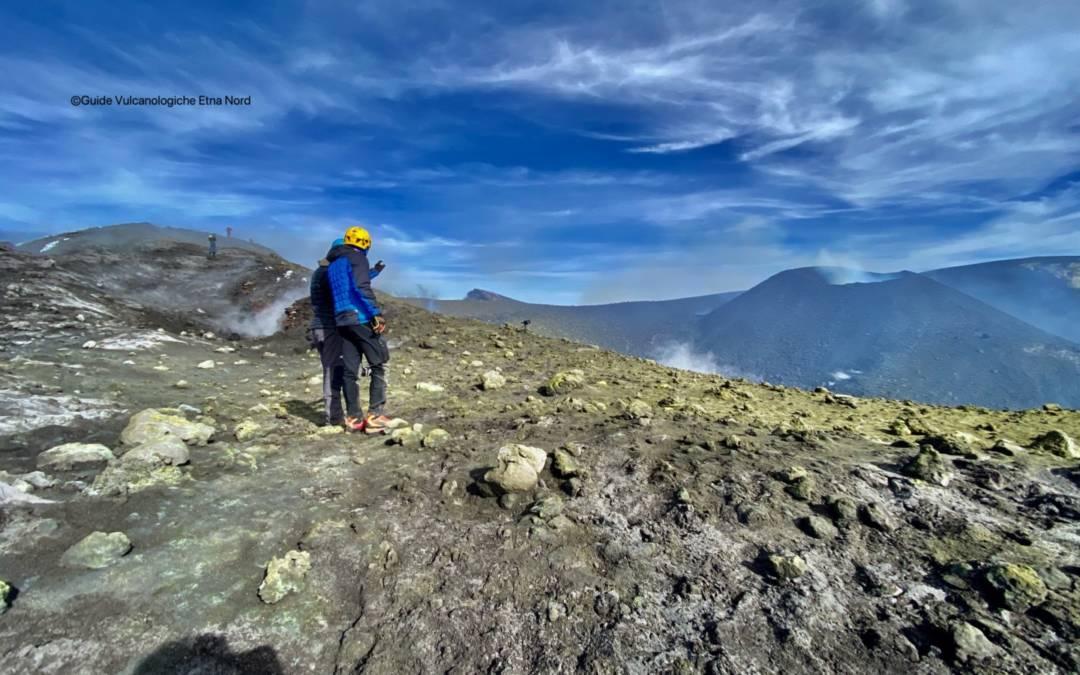 Etna escursioni bloccate causa : Emergenza Covid-19
