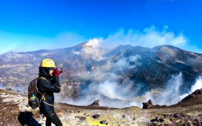 Is it possible to climb Mount Etna?
