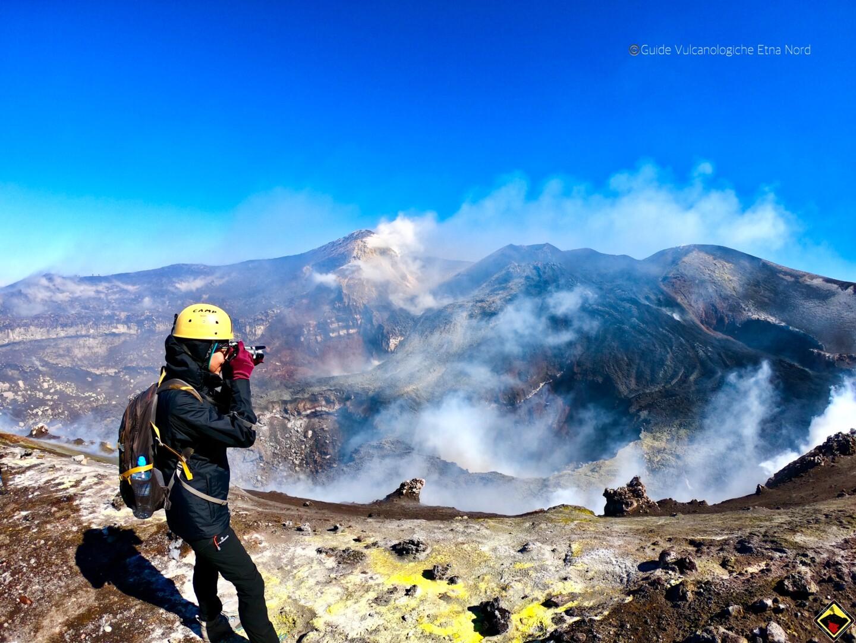 E' possibile salire sull'Etna?