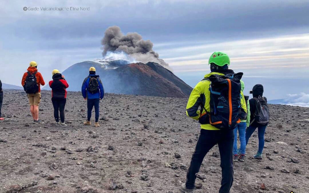 How to get on Etna?