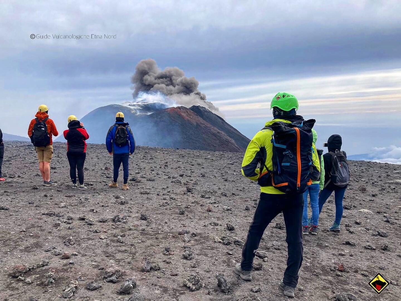 Come salire sull'Etna?