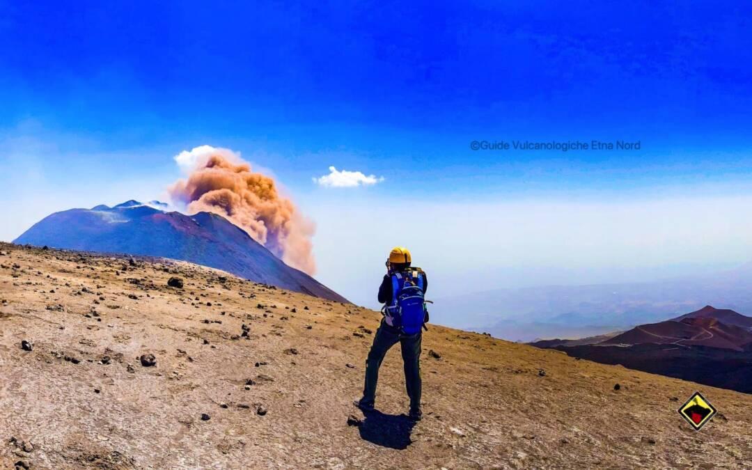 Avez-vous besoin d'un guide pour monter au sommet de l'Etna?