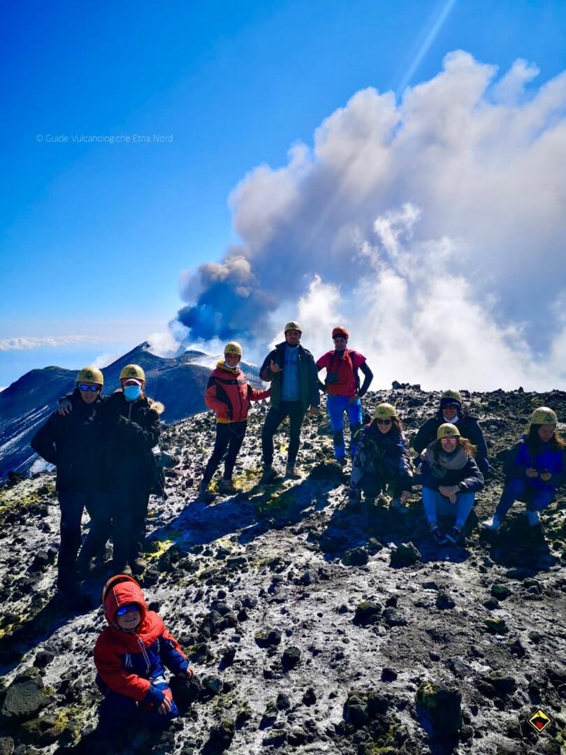 Consigli utili su come salire al Cratere Centrale dell'Etna