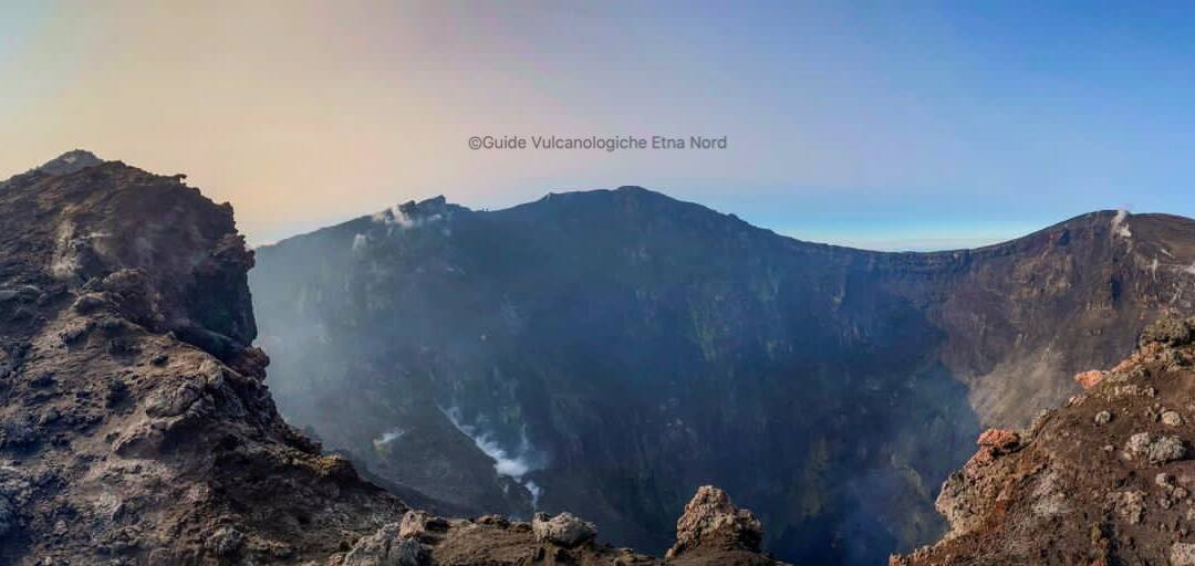 How to get to the top of Etna Volcano