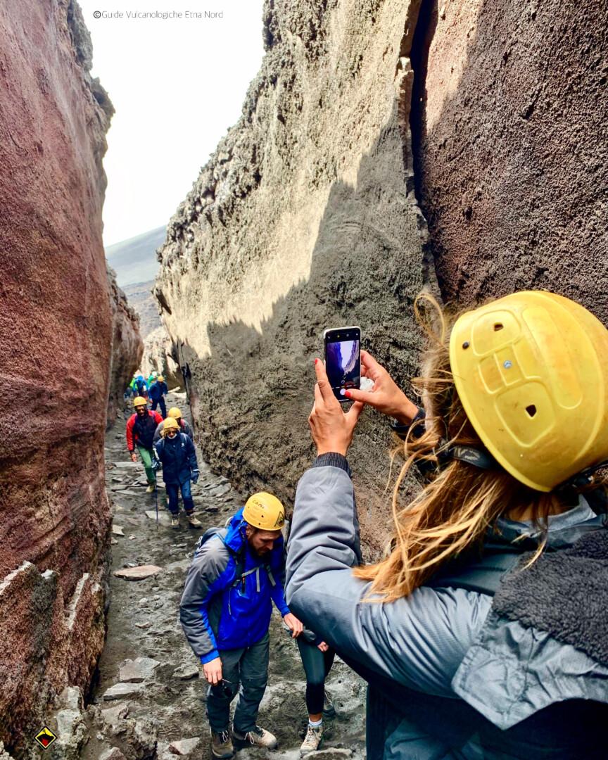 Ripresa regolarmente la programmazione per le escursioni sull'Etna nel 2021