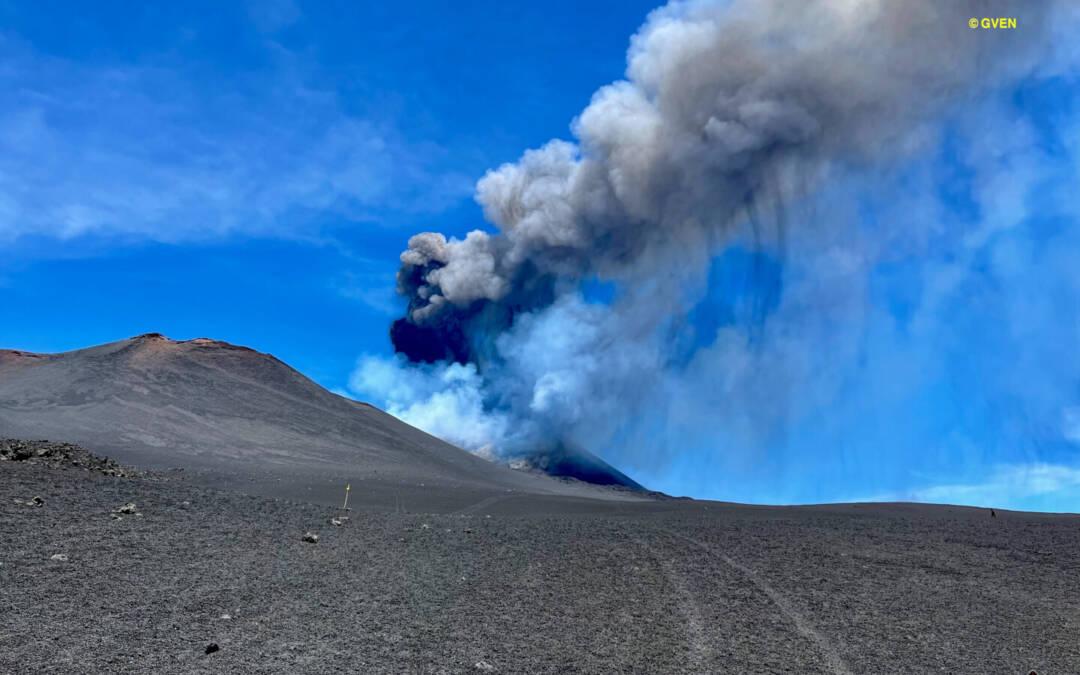 Nuova Ordinanza di accesso al vulcano Etna Comune di Nicolosi 1 giugno 2021