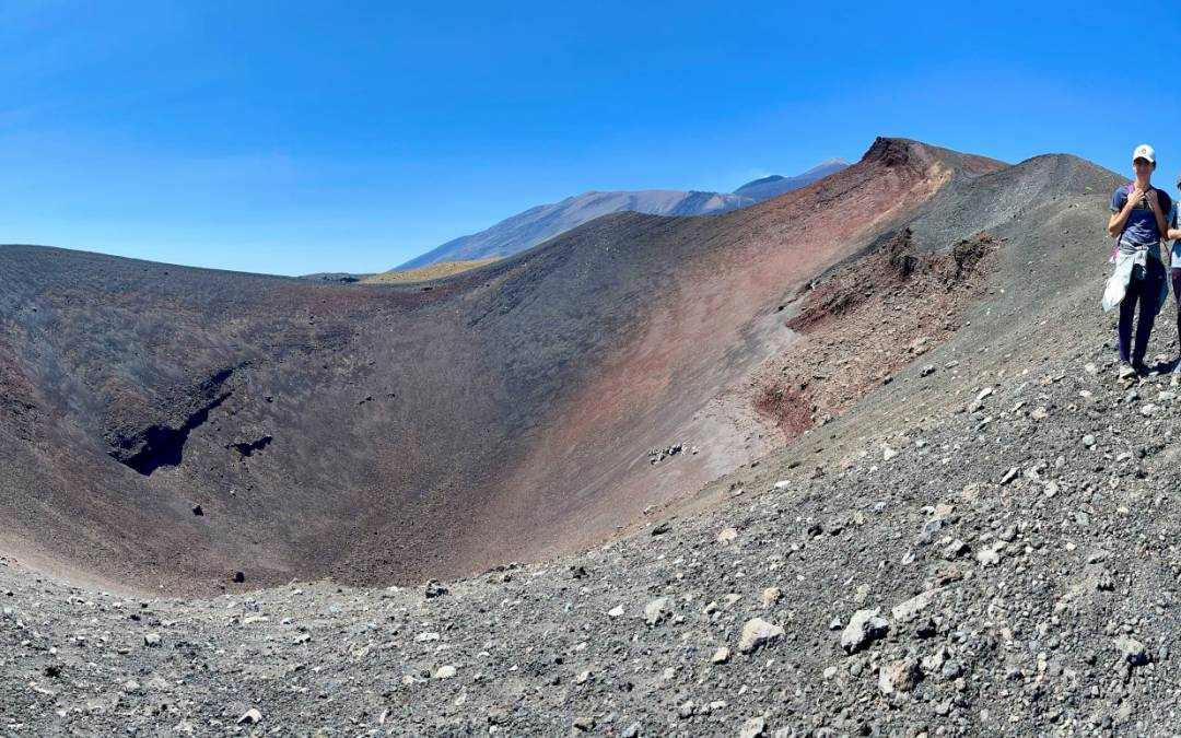Etna – Escursione vulcanologica visita ai crateri del rift