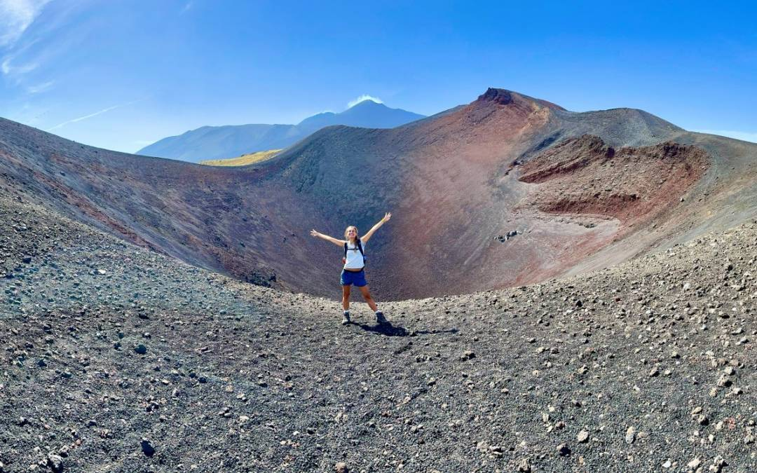 Etna – Volcanological excursion visit to the craters of the rift